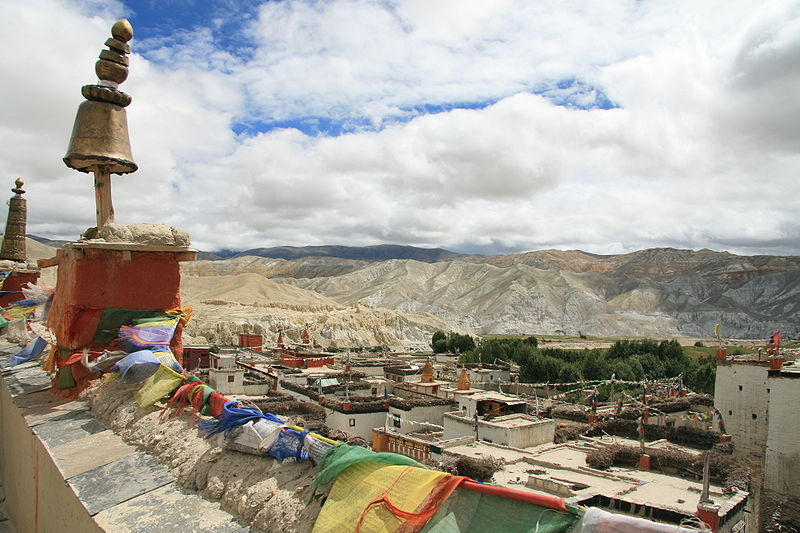 Upper Mustang 4WD Jeep Tour
