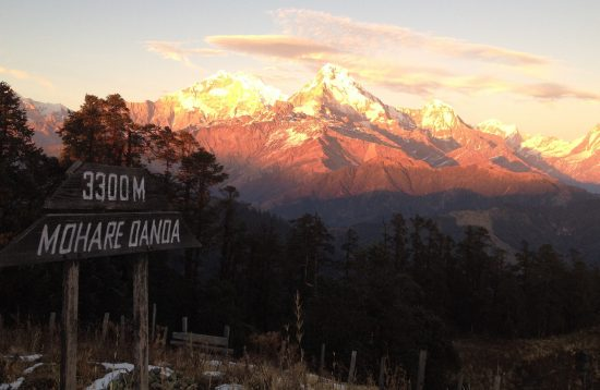 Mohare Danda Trek(Eco-Trek in Nepal)