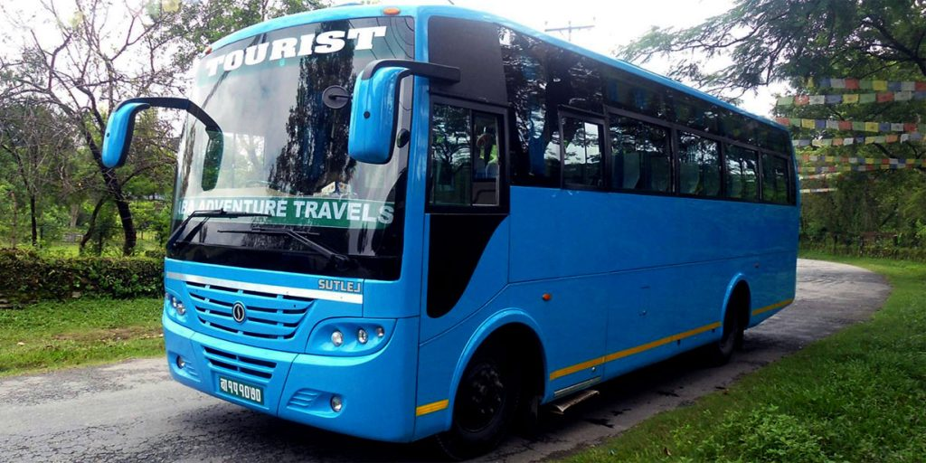 Tourist Bus Hire in Kathmandu