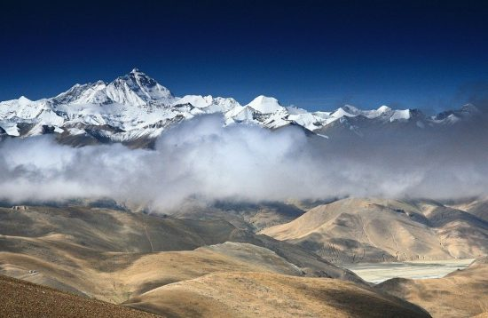 Everest Base Camp Overland Trek