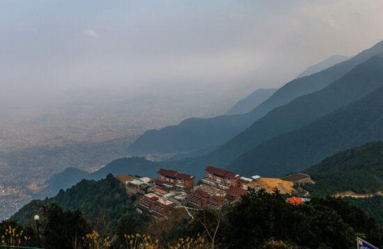 Chandragiri Chisapani Kulekhani Hiking